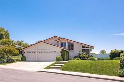 3109 Fort Courage Avenue, Thousand Oaks, CA 91360 - MLS#: 219004962