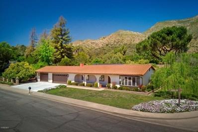 414 Andrew Drive, Ojai, CA 93023 - MLS#: 219004980