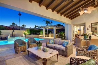 15 Villaggio Place, Rancho Mirage, CA 92270 - MLS#: 219005083DA