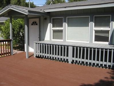 1036 N Ventura Avenue, Oak View, CA 93022 - MLS#: 219005201