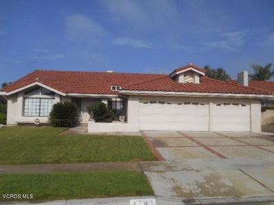 2761 Georgette Place, Simi Valley, CA 93063 - MLS#: 219005659