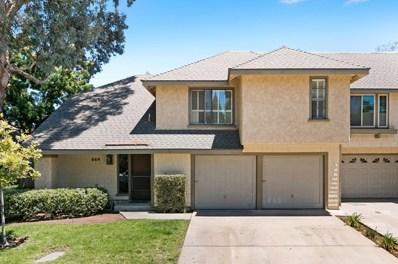 669 Deerhunter Lane, Camarillo, CA 93010 - MLS#: 219006501