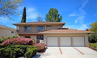 2861 Velarde Drive, Thousand Oaks, CA 91360 - MLS#: 219006717