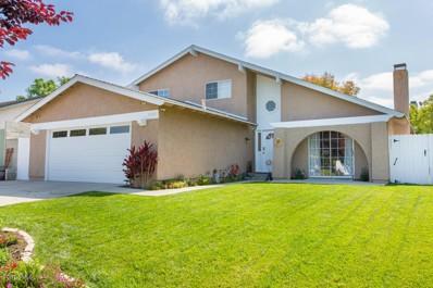 5750 Rainbow Hill Road, Agoura Hills, CA 91301 - MLS#: 219006948