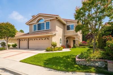 1796 Fox Springs Circle, Thousand Oaks, CA 91320 - MLS#: 219006967