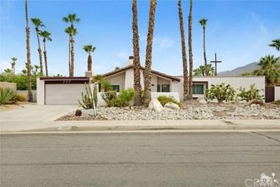 777 Via Escuela, Palm Springs, CA 92262 - #: 219006977DA
