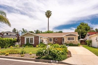 23230 Mariano Street, Woodland Hills, CA 91367 - MLS#: 219007142
