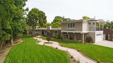 1350 El Monte Drive, Thousand Oaks, CA 91362 - MLS#: 219007214