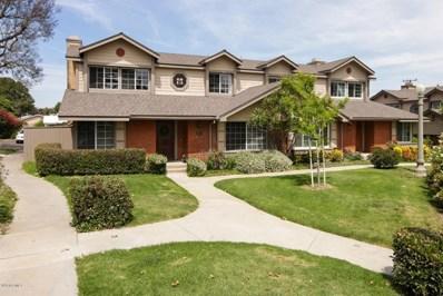 1842 Topaz Avenue, Ventura, CA 93004 - MLS#: 219007310
