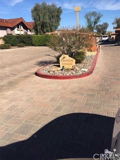 1050 Ramon Road UNIT 34, Palm Springs, CA 92264 - MLS#: 219007561DA