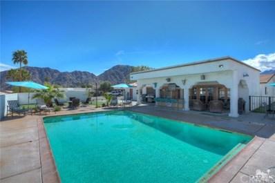 53835 Avenida Diaz, La Quinta, CA 92253 - MLS#: 219007589DA