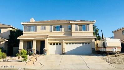 2734 Bouquet Lane, Palmdale, CA 93551 - MLS#: 219007819