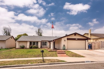 2085 Parker Court, Simi Valley, CA 93065 - MLS#: 219007937