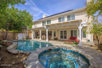 5530 Buffwood Place, Agoura Hills, CA 91301 - MLS#: 219008016