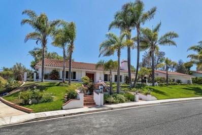 1114 Wildwood Avenue, Thousand Oaks, CA 91360 - MLS#: 219008216