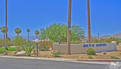 14777 Palm Drive UNIT 21, Desert Hot Springs, CA 92240 - MLS#: 219008239DA