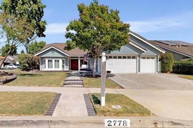 2778 Deerwood Avenue, Simi Valley, CA 93065 - MLS#: 219008269