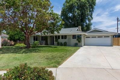 2384 Ingelow Court, Thousand Oaks, CA 91360 - MLS#: 219008434