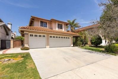 1391 Oak Trail Street, Newbury Park, CA 91320 - MLS#: 219008448
