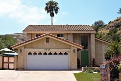 3497 Hill Canyon Avenue, Thousand Oaks, CA 91360 - MLS#: 219008623