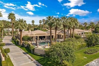 40590 Morningstar Road, Rancho Mirage, CA 92270 - MLS#: 219008701DA