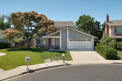 3522 Chief Circle, Thousand Oaks, CA 91360 - MLS#: 219008735