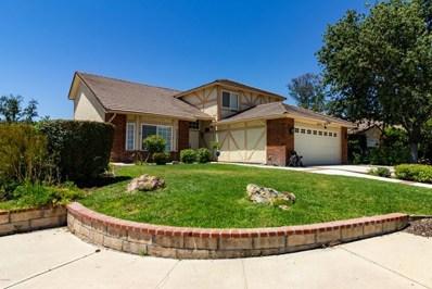 5503 Evita Court, Agoura Hills, CA 91301 - MLS#: 219008886
