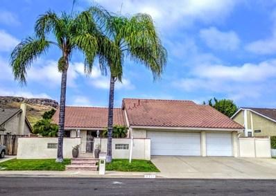 711 Bluebonnet Court, Thousand Oaks, CA 91360 - MLS#: 219008953