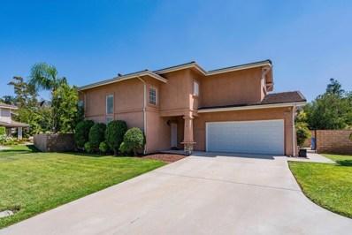 1405 Joshua Tree Court, Simi Valley, CA 93063 - MLS#: 219009027