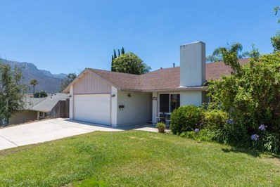 923 Ravenwood Avenue, Newbury Park, CA 91320 - MLS#: 219009080