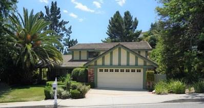 1623 Valecroft Avenue, Westlake Village, CA 91361 - MLS#: 219009234