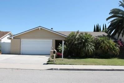 3416 Canoga Place, Camarillo, CA 93010 - MLS#: 219009263