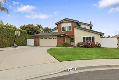 2690 Gemini Court, Camarillo, CA 93010 - MLS#: 219009395