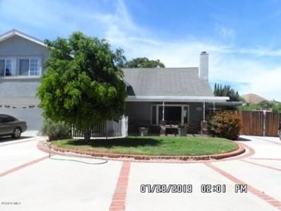 5021 Barnard Street, Simi Valley, CA 93063 - MLS#: 219009474