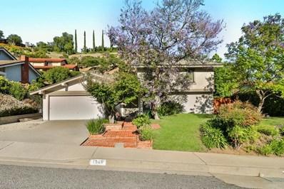 1568 Valecroft Avenue, Westlake Village, CA 91361 - MLS#: 219009595