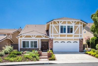 355 Medea Creek Lane, Oak Park, CA 91377 - MLS#: 219009695