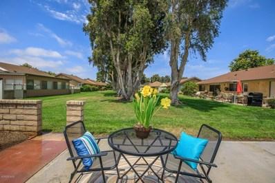 16112 Village 16, Camarillo, CA 93012 - MLS#: 219009901