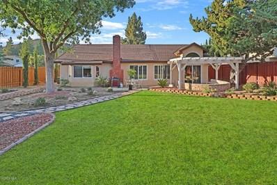 1392 Calle De Oro, Thousand Oaks, CA 91360 - MLS#: 219009909