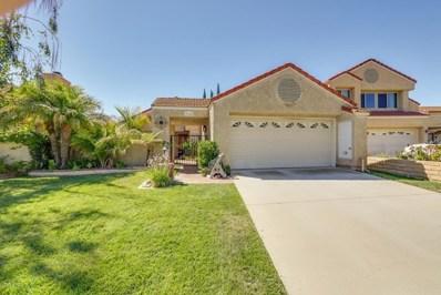 15362 E Benwood Drive, Moorpark, CA 93021 - MLS#: 219010027