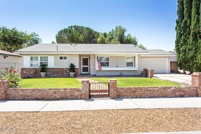 2390 E Brower Street E, Simi Valley, CA 93065 - MLS#: 219010043