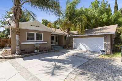 3601 Somis Road, Somis, CA 93066 - MLS#: 219010061