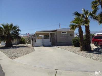 73083 Banff Street, Thousand Palms, CA 92276 - MLS#: 219010067DA