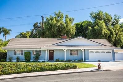 111 Whitworth Street, Thousand Oaks, CA 91360 - MLS#: 219010069