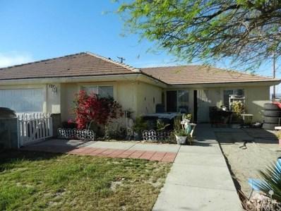 1266 Red Sea Avenue, Thermal, CA 92274 - MLS#: 219010303DA