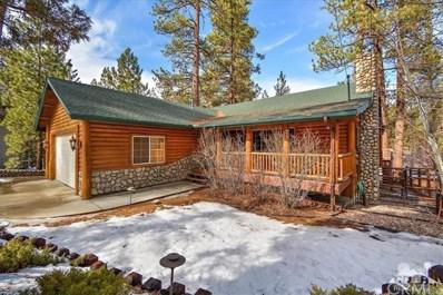 42332 Snowcrest Drive, Big Bear, CA 92315 - MLS#: 219010549DA