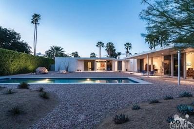 695 Mel Avenue, Palm Springs, CA 92262 - #: 219010587DA