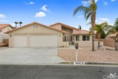 9640 Lido Court, Desert Hot Springs, CA 92240 - MLS#: 219010875DA