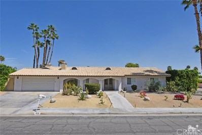 920 Cerritos Drive, Palm Springs, CA 92262 - #: 219010983DA