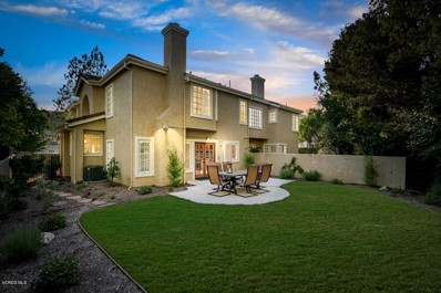5741 Tanner Ridge Avenue, Westlake Village, CA 91362 - MLS#: 219011107