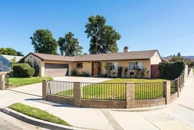 1731 Casarin Street, Simi Valley, CA 93065 - MLS#: 219011264